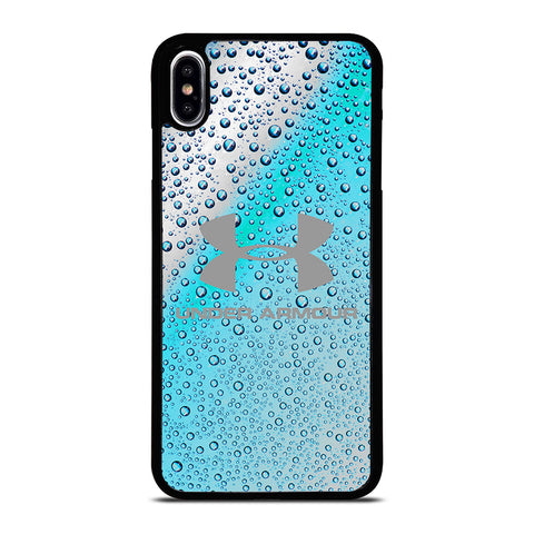 UNDER ARMOUR BLUEDROPS-iphone-xs-max-case