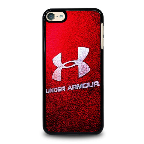 UNDER ARMOUR LOGO RED iPod Touch 4 5 6 Generation 4th 5th 6th Case - Best Custom iPod Cover Design