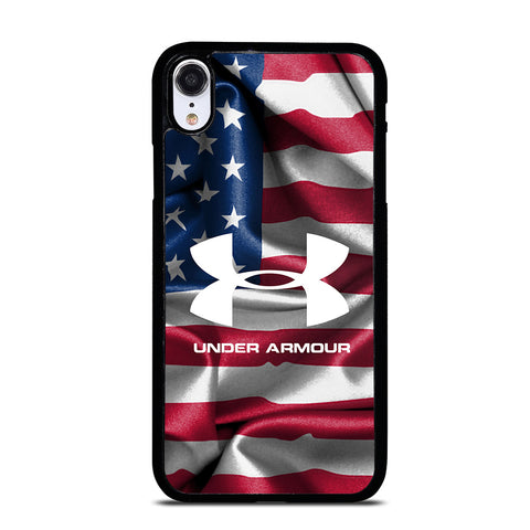 UNDER ARMOUR USA FLAG-iphone-xr-case