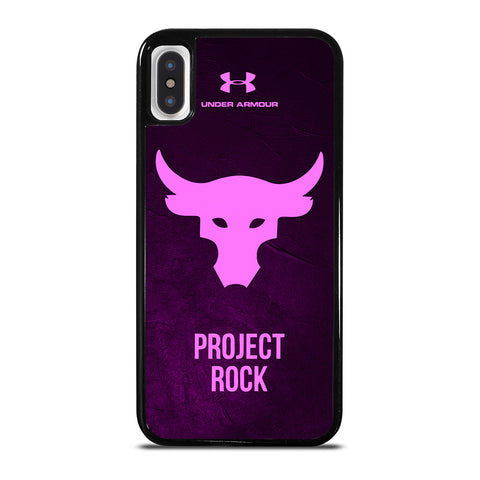 UNDER ARMOUR PROJECT ROCK 12 iPhone X / XS Case