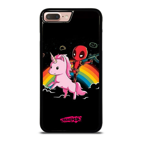 UNICORN DEADPOOL-iphone-8-plus-case