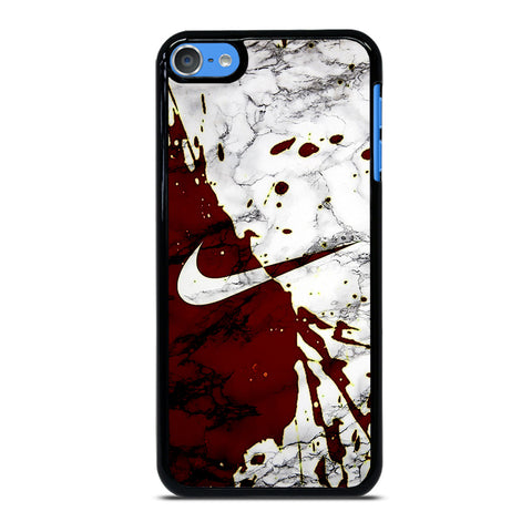UNIQUE NIKE MARBLE LOGO iPod Touch 7 - Custom iPod 7th Gen Cover personalized Design