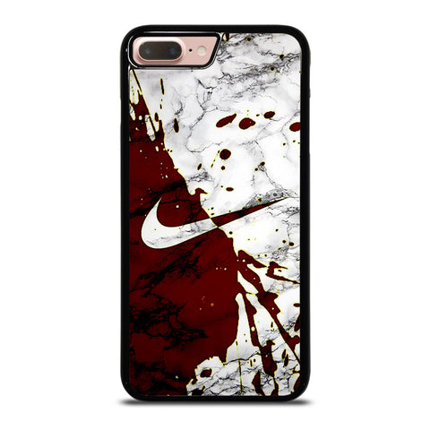 UNIQUE NIKE MARBLE LOGO-iphone-8-plus-case