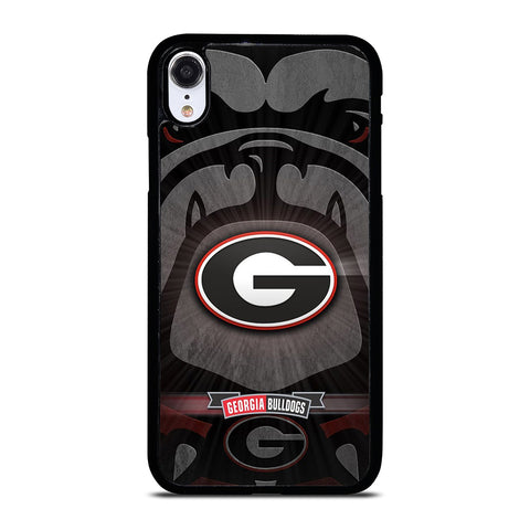 UNIVERSITY OF GEORGIA BULLDOGS 2 iPhone XR Case