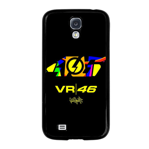 VALENTINO ROSSI 46 LOGO THE DOCTOR-samsung-galaxy-S4-case
