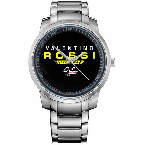 VALENTINO ROSSI-metal-watch