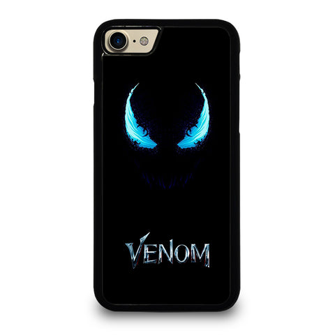 VENOM BLACK ICON EYES Phone 7 Case