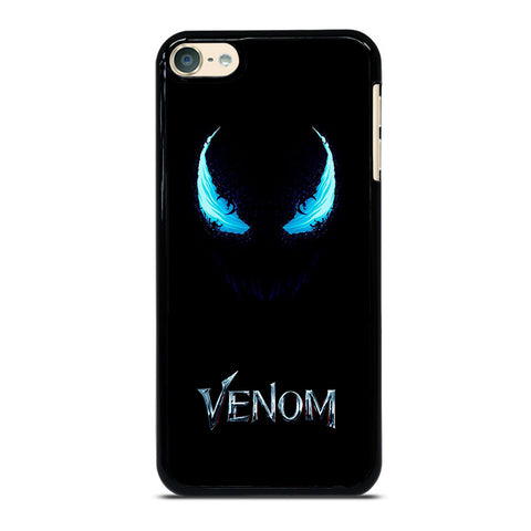 VENOM BLACK ICON EYES iPod Touch 6 Case