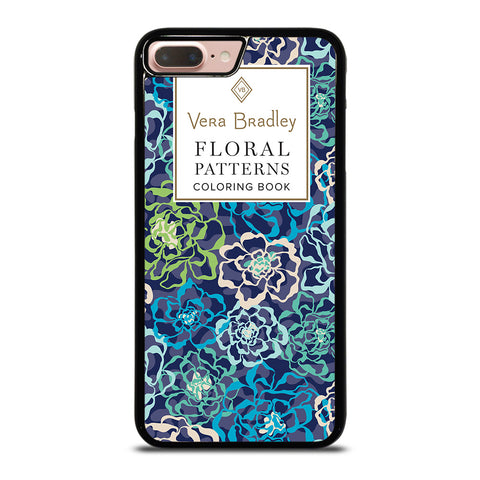 VERA BRADLEY VB FLORAL PATTERNS CB-iphone-8-plus-case