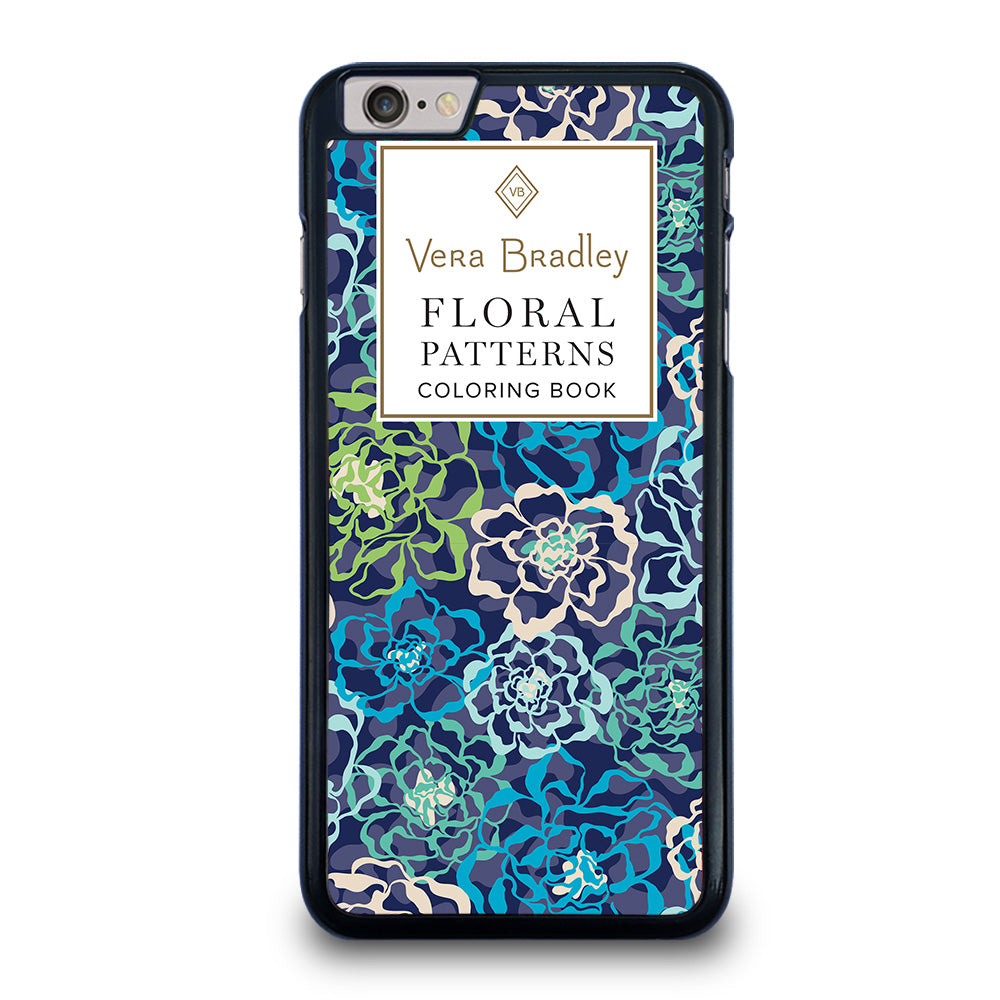 Vera Bradley Vb Floral Patterns Cb Iphone 6 6s Plus Plus Case