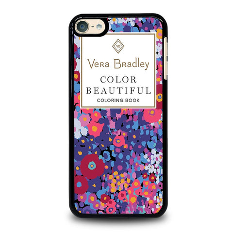 VERA BRADLEY VB COLOR BEAUTIFUL CB iPod Touch 4 5 6 Generation 4th 5th 6th Case - Best Custom iPod Cover Design