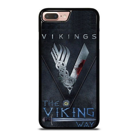 VIKINGS THE VIKING WAY-iphone-8-plus-case