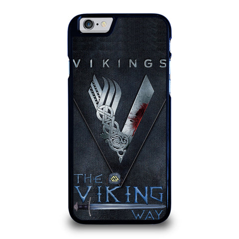 VIKINGS THE VIKING WAY-iphone-6-6s-case
