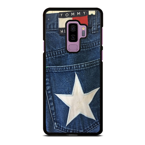 VINTAGE 90s TOMMY HILFIGER DENIM Samsung Galaxy S9 Plus Case