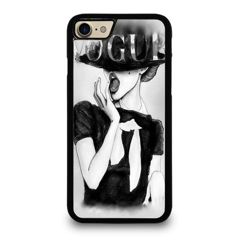VOGUE LOGO SKETCH iPhone 7 Case