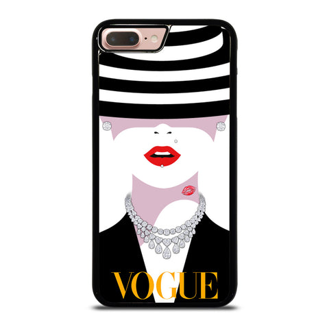 VOGUE LOGO WOMAN iPhone 8 Plus Case