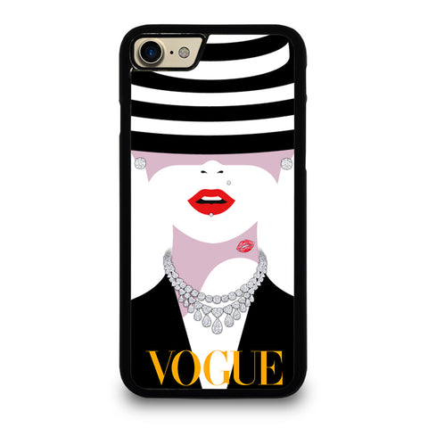 VOGUE LOGO WOMAN iPhone 7 Case
