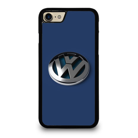 VW VOLKSWAGEN GLOSSY LOGO EMBLEM iPhone 7 Case