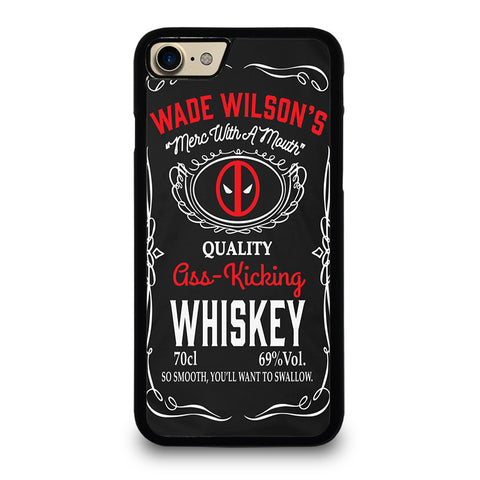 WADE WILSON WHISKEY DEADPOOL-iphone-7-case