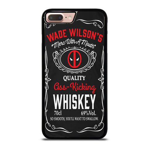 WADE WILSON WHISKEY DEADPOOL-iphone-8-plus-case