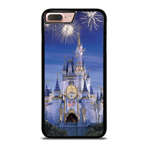 WALT DISNEY CASTLE FIREWORKS-iphone-8-plus-case