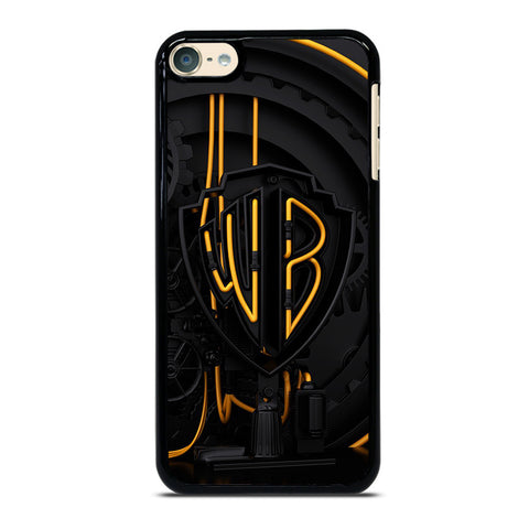 WARNER BROS LOGO STEAMPUNK iPod Touch 6 Case