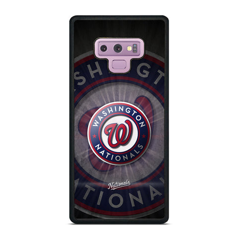 WASHINGTON NATIONALS MLB Samsung Galaxy Note 9 Case