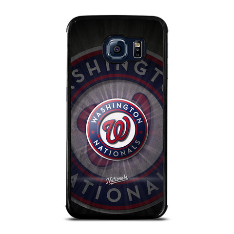 WASHINGTON NATIONALS MLB Samsung Galaxy S6 Edge Case