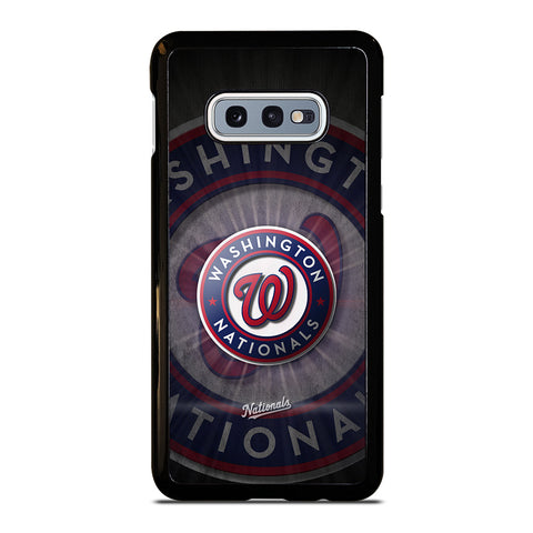 WASHINGTON NATIONALS MLB Samsung Galaxy S10e Case