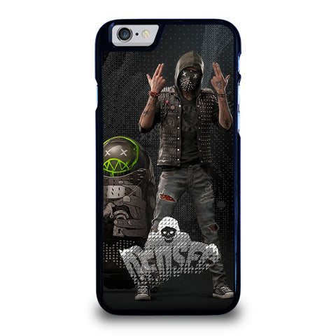 WATCH DOGS 2 DEDSED-iphone-6-6s-case