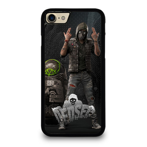 WATCH DOGS 2 DEDSED-iphone-7-case