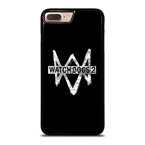 WATCH DOGS 2 LOGO iPhone 8 Plus Case