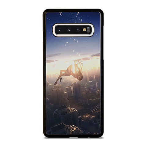 WEATHERING WITH YOU ANIME  Samsung Galaxy S10 Case