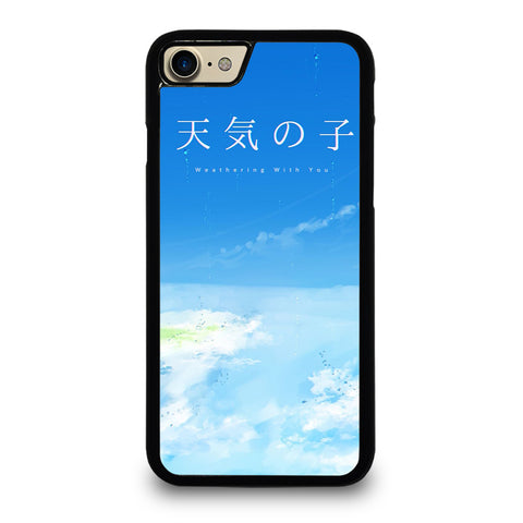 WEATHERING WITH YOU POSTER iPhone 7 Case
