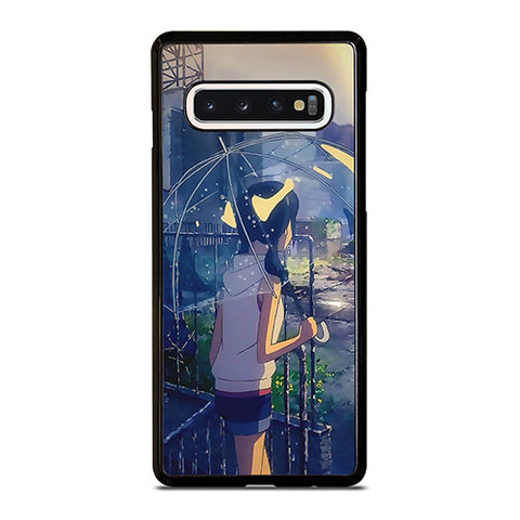 WEATHERING WITH YOU Samsung Galaxy S10 Case
