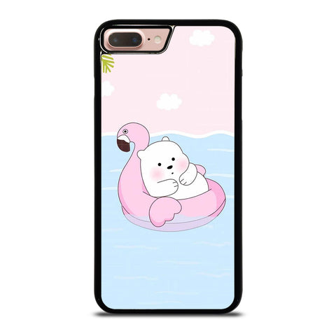 WE BARE BEARS ICE BEARS SUMMER iPhone 8 Plus Case