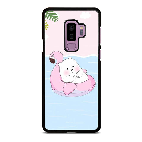 WE BARE BEARS ICE BEARS SUMMER amsung Galaxy S9 Plus Case
