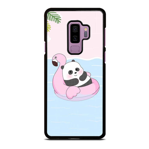 WE BARE BEARS PANDA SUMMER amsung Galaxy S9 Plus Case