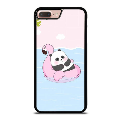 WE BARE BEARS PANDA SUMMER iPhone 8 Plus Case