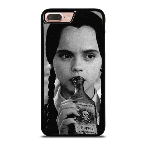 WEDNESDAY ADDAMS-iphone-8-plus-case