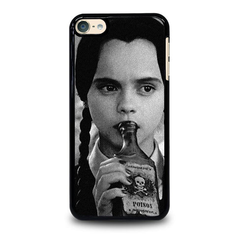 WEDNESDAY ADDAMS iPod Touch 4 5 6 Generation 4th 5th 6th Case - Best Custom iPod Cover Design
