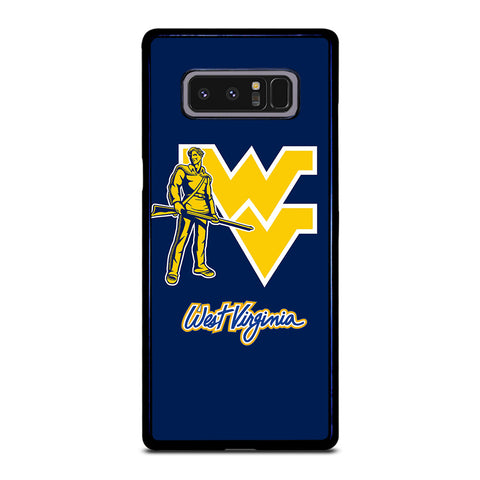 WEST VIRGINIA MOUNTAINEERS-samsung-galaxy-note-8-case