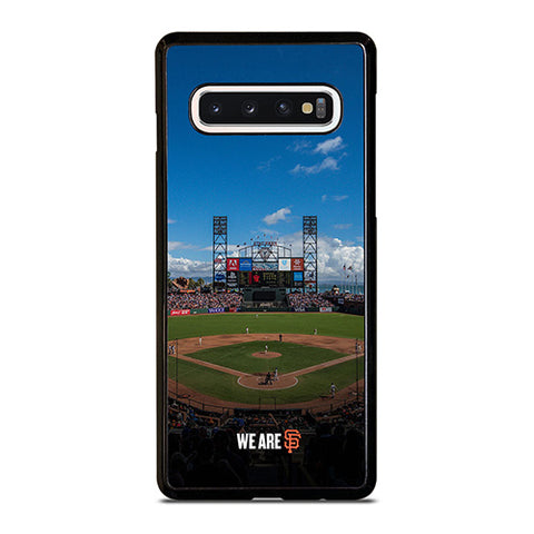 WE ARE SF SAN FRANCISCO GIANTS Samsung Galaxy S10 Case