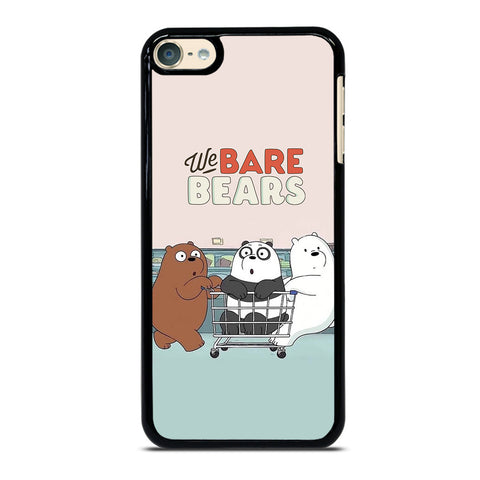 WE BARE BEARS 4 iPod Touch 6 Case