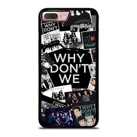 WHY DONT WE COLLAGE-iphone-8-plus-case