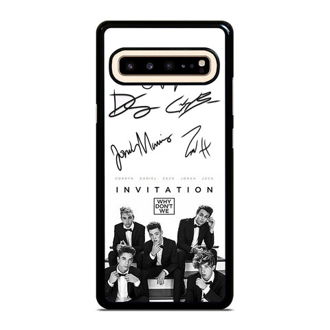 WHY DON'T WE SIGNATURE 2-samsung-galaxy-s10-5G-case