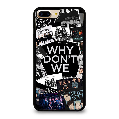 WHY DONT WE COLLAGE iPhone 7 Plus Case