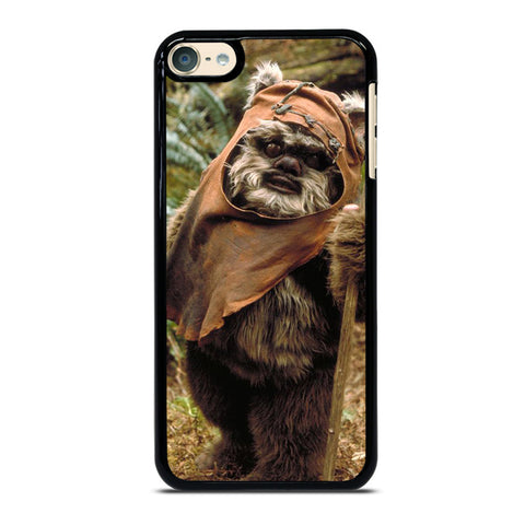 WICKET EWOK JEDI STAR WARS 2 iPod Touch 6 Case