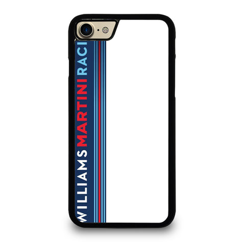 WILLIAMS MARTINI RACING TEAM STRIPE iPhone 7 Case