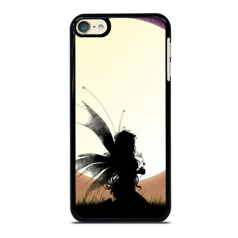 WINTER FAIRY MOON iPod Touch 6 Case